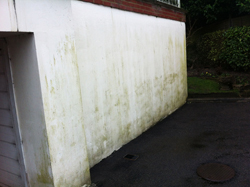 High Level Jet Washing
